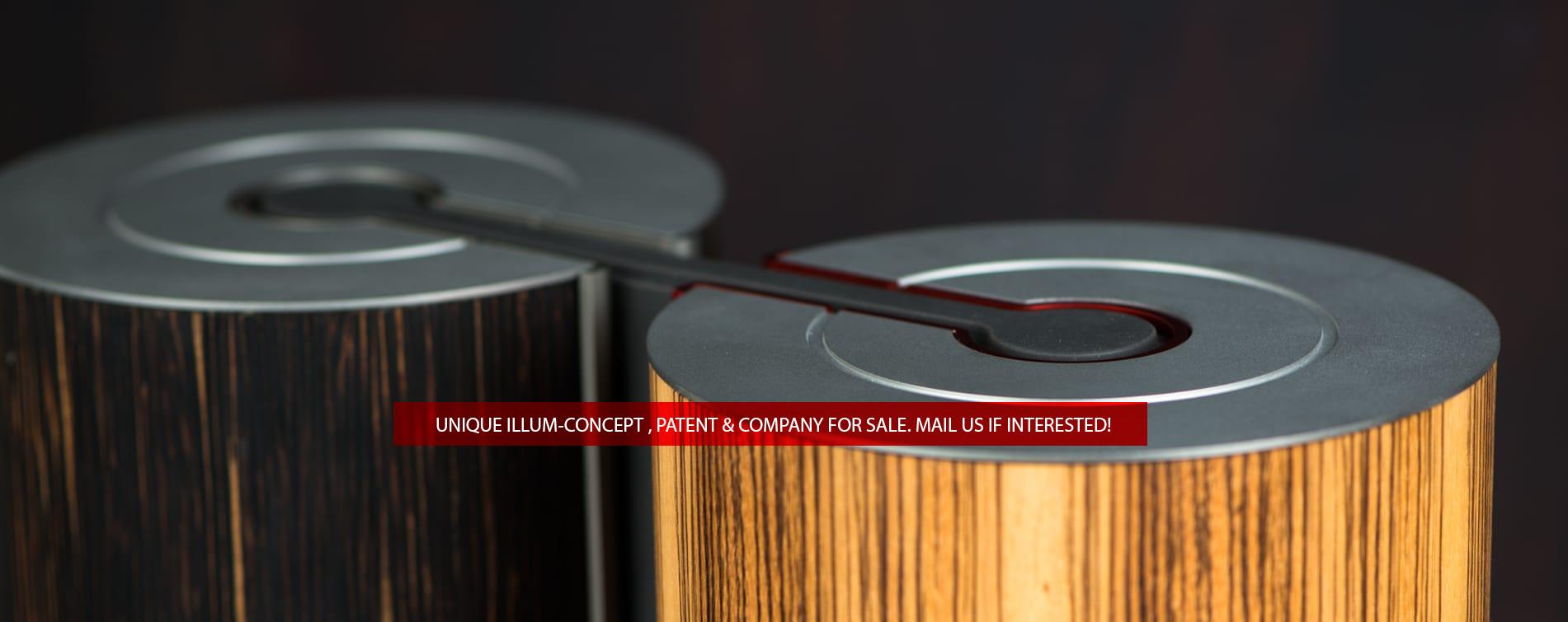For sale - Illum Concept & Patent