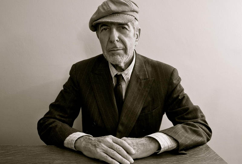 Leonard cohen on deepening family relations