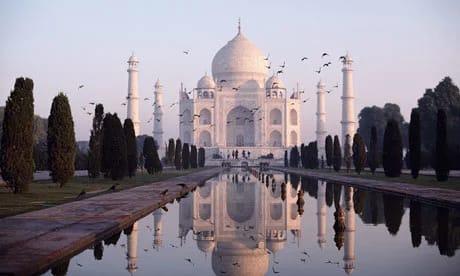 Is Taj Mahal het mooiste gebouw ter wereld?
