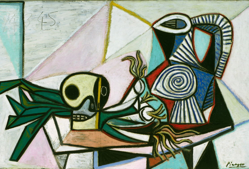 Memento Mori - Picasso