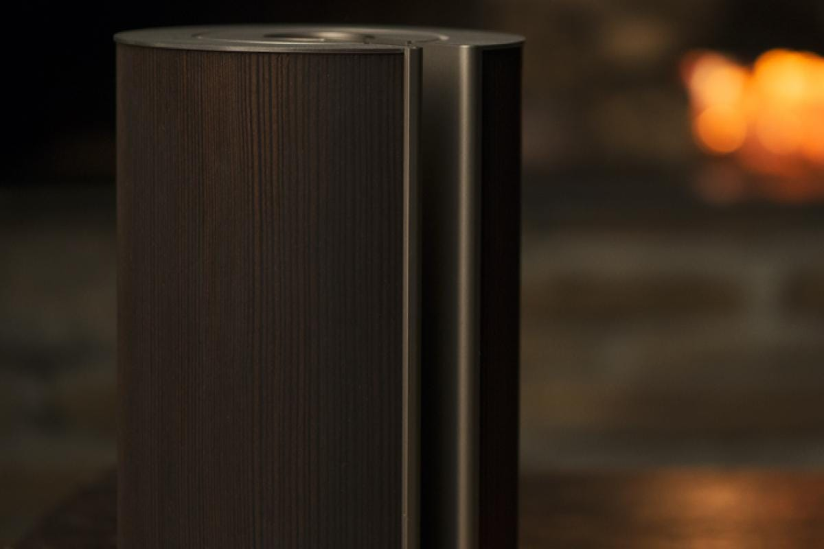 illum urn - Smoked Larch Bronze