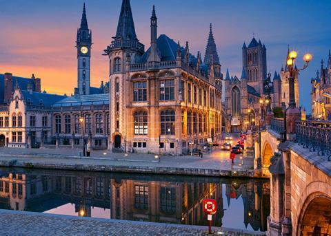 illum urnen neemt deel aan eerste editie van Belgium Art Design event in Gent